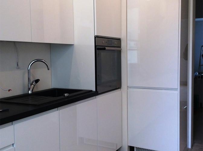kuchnie na wymiar kuchnia o nietypowym wymiarze